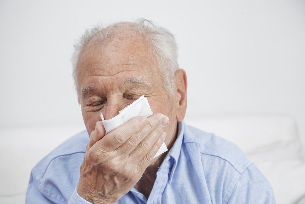 Ринит у пожилых