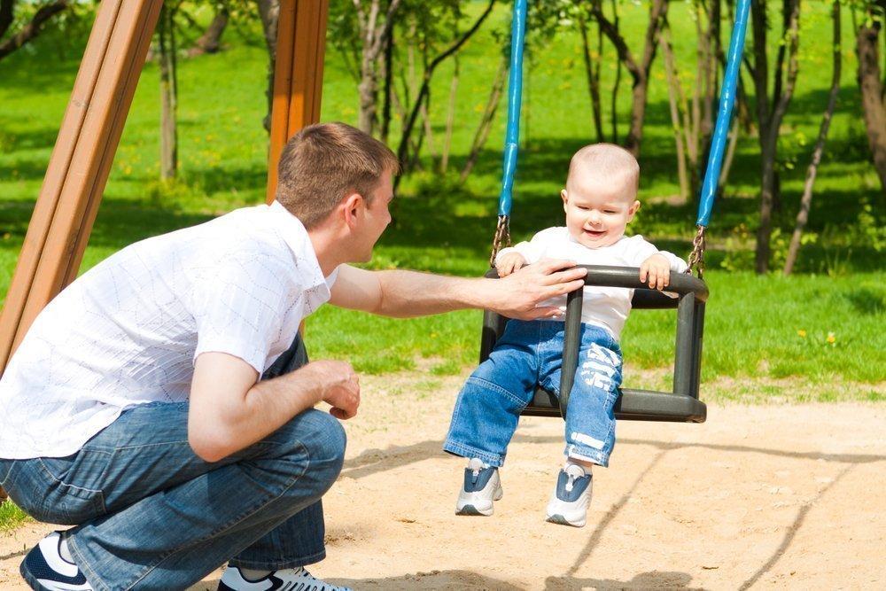 Малыш, играть можно, но осторожно