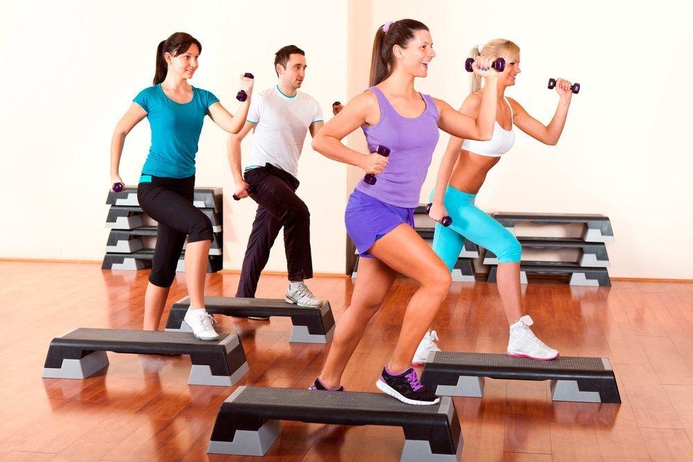 Фитнес-упражнения для начинающих поклонников ЗОЖ