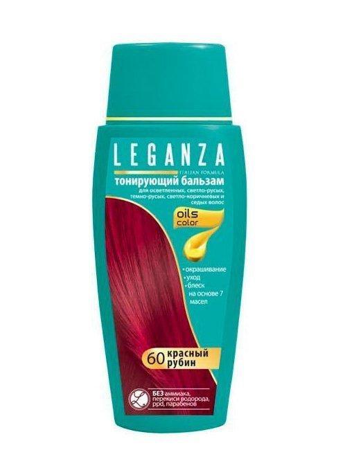 Тонирующий бальзам для волос, Leganza, 150 мл Источник: images.ua.prom.st