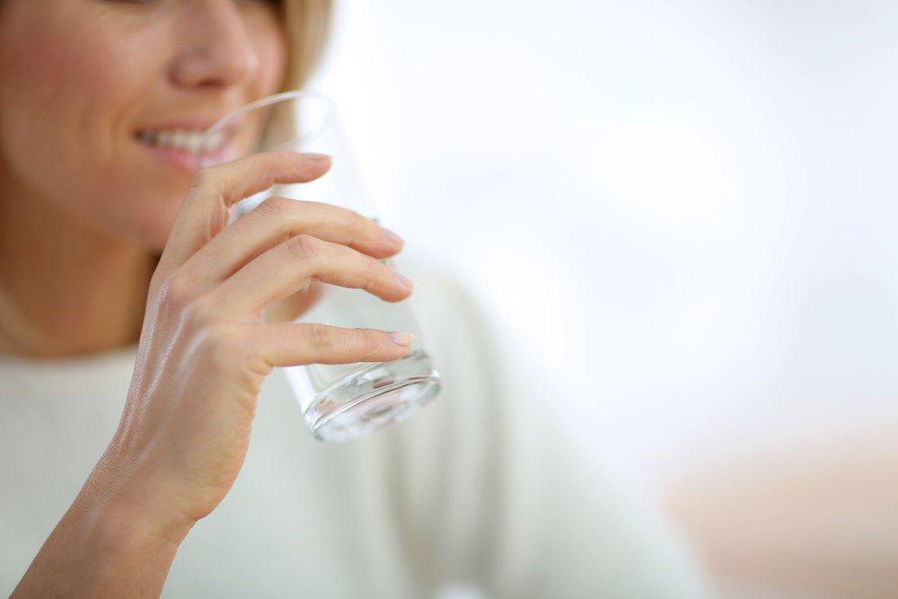 Изменения питьевого режима