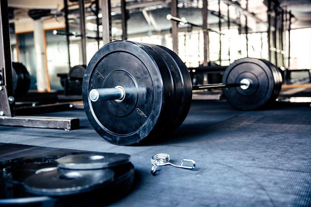 Выбор комплекса упражнений для силовых тренировок