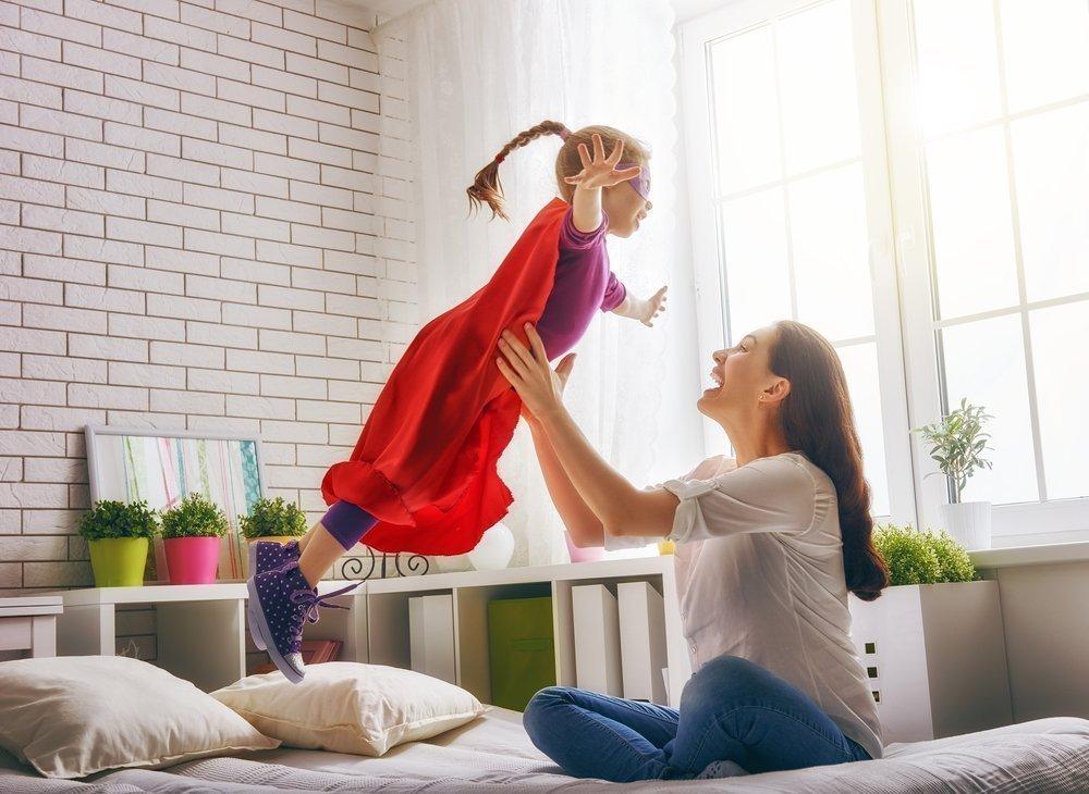 Где и как можно играть с детьми