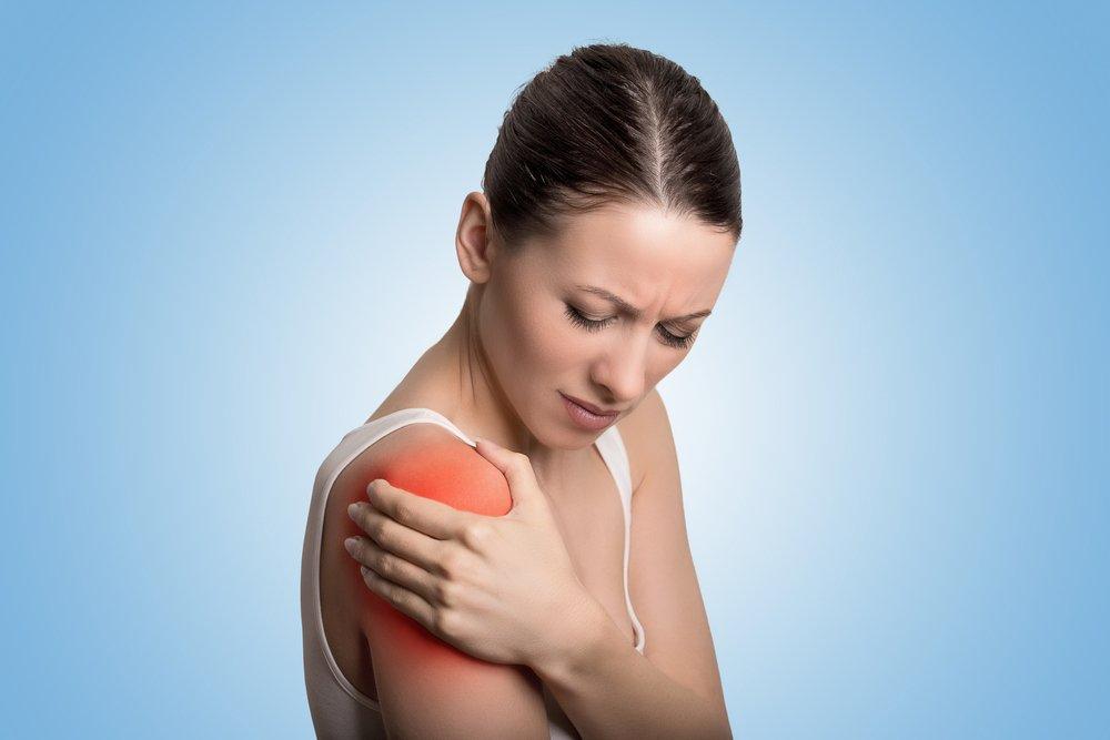 Причины развития артрита плечевого сустава