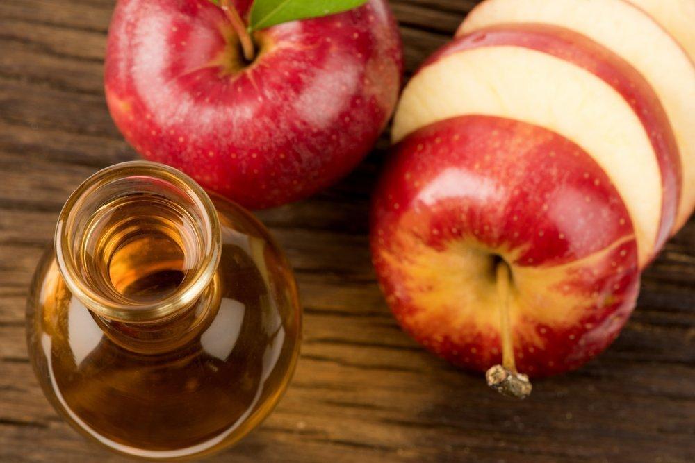 Яблочный уксус для снижения веса