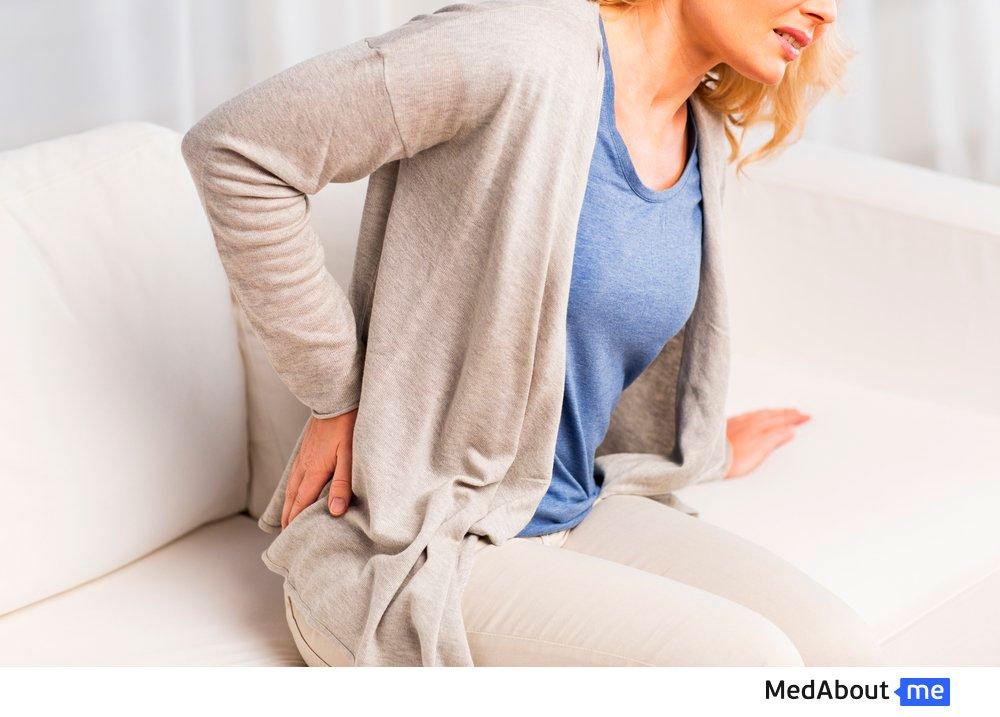 Симптомы нефролитиаза (камней в почках)