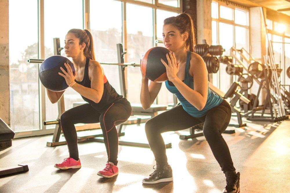 Уроки для похудения силовые