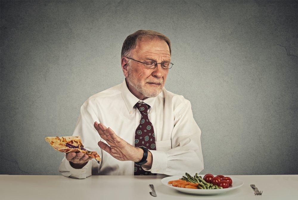 Холестерин у мужчин: влияние на здоровье