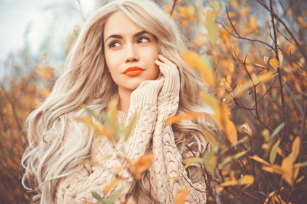 Питание и увлажнение волос в холодные месяцы