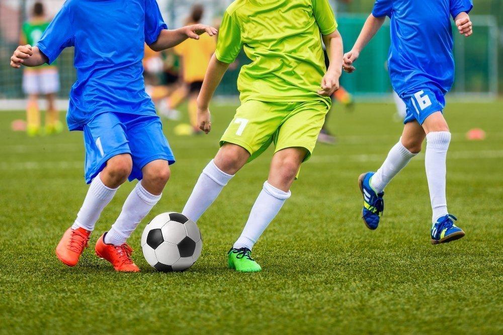 Почему футбол — один из самых востребованных видов спорта среди детей