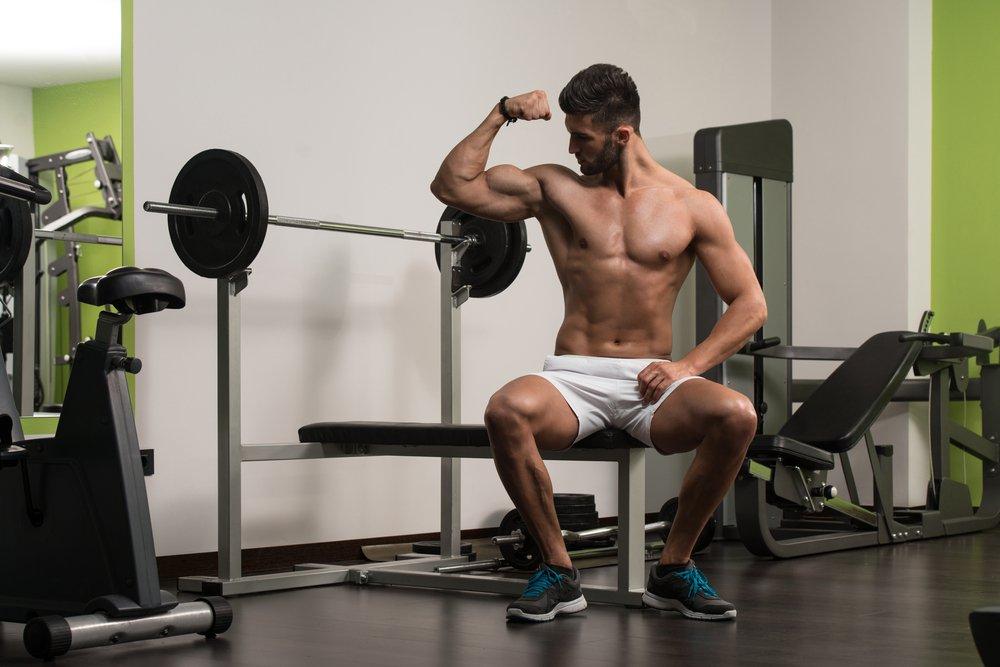 Комплекс фитнес-упражнений с тренажерами
