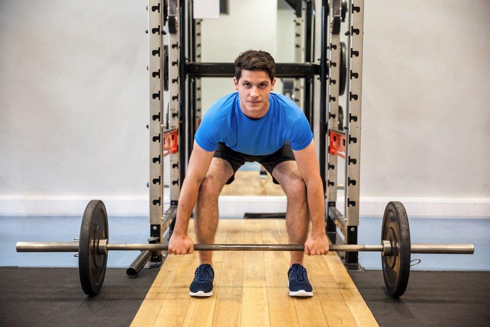 Правила проведения занятий фитнесом при выполнении становой тяги