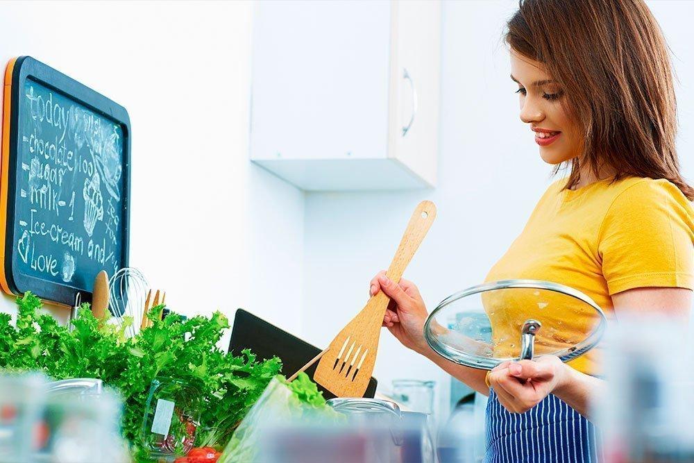 Факт № 1: Полезное питание требует умеренности