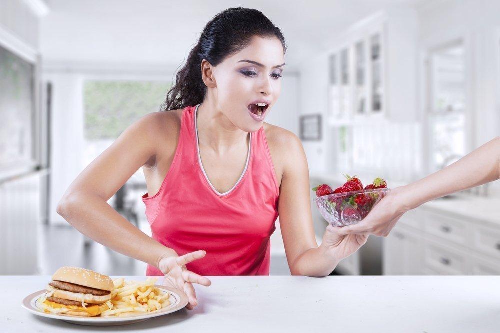 Как сподвигнуть близкого человека сесть на диету?
