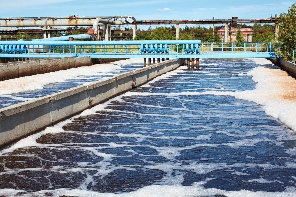 Система дезинфекции воды
