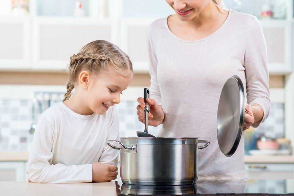 Питание при панкреатите у малышей
