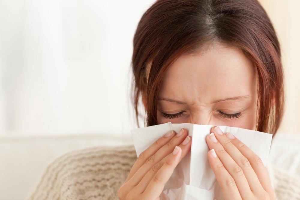 Аллергический ринит и пылевые клещи
