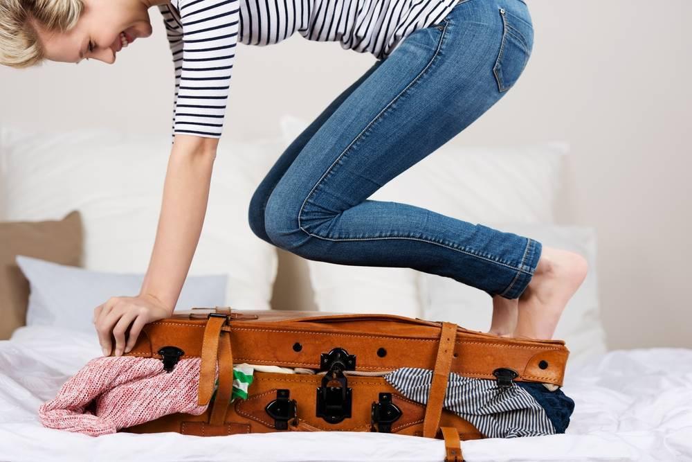 Полезные привычки экономии: собираем чемодан