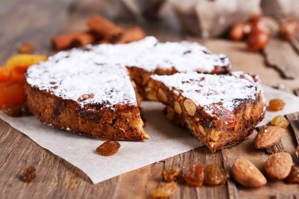 Рецепты десертов для здорового питания