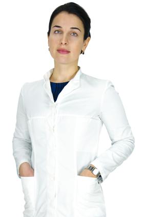 Шишкина Юлия Сергеевна, акушер-гинеколог, «СМ-Клиника» (г.Санкт-Петербург)