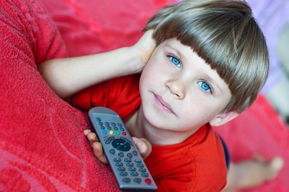 Телепередачи и развитие детей