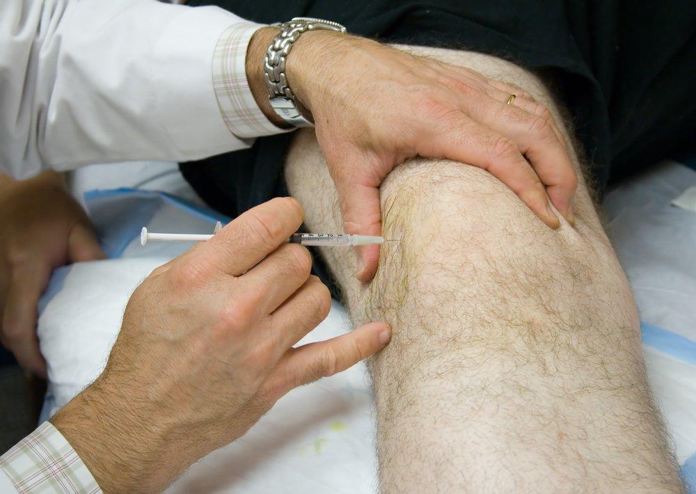 Противопоказания и осложнения после терапии для суставов