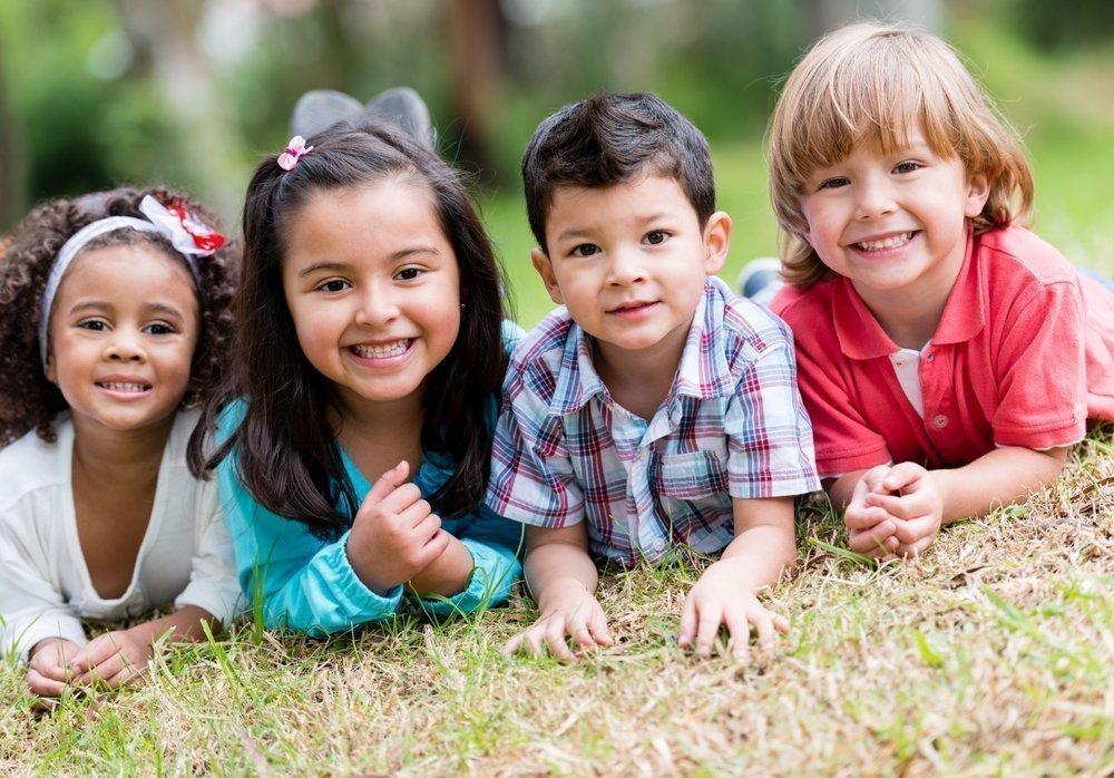 Игра, развивающая доверие между детьми