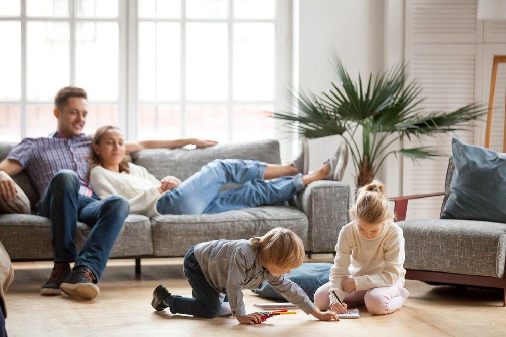 Интересный досуг в детстве зависит от родителей