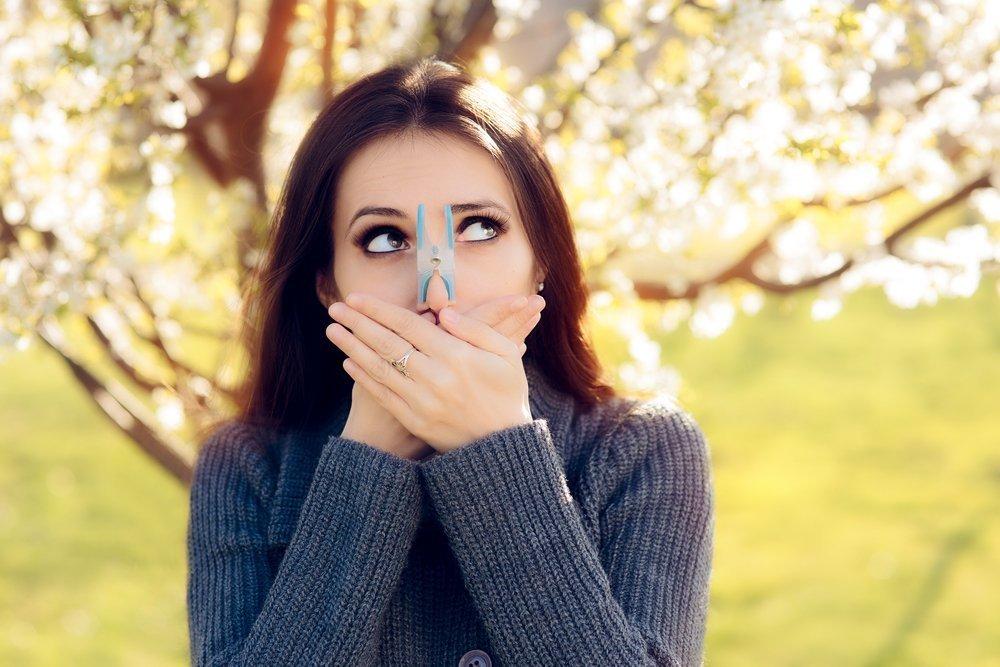 Аллергия на пыльцу — что это?