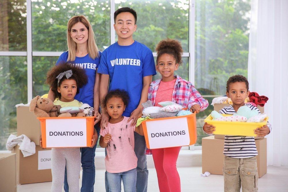 Полезные привычки благотворительности