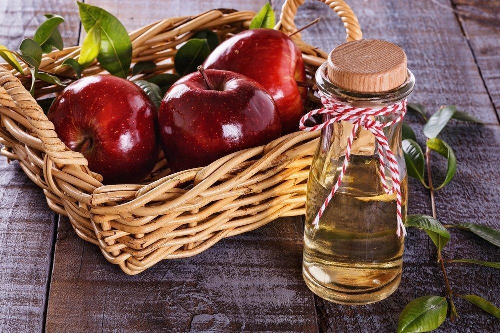 Рецепты с яблочным уксусом