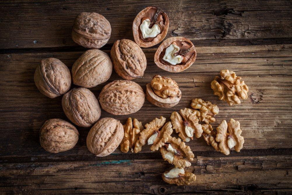 Грецкие орехи на страже лактации