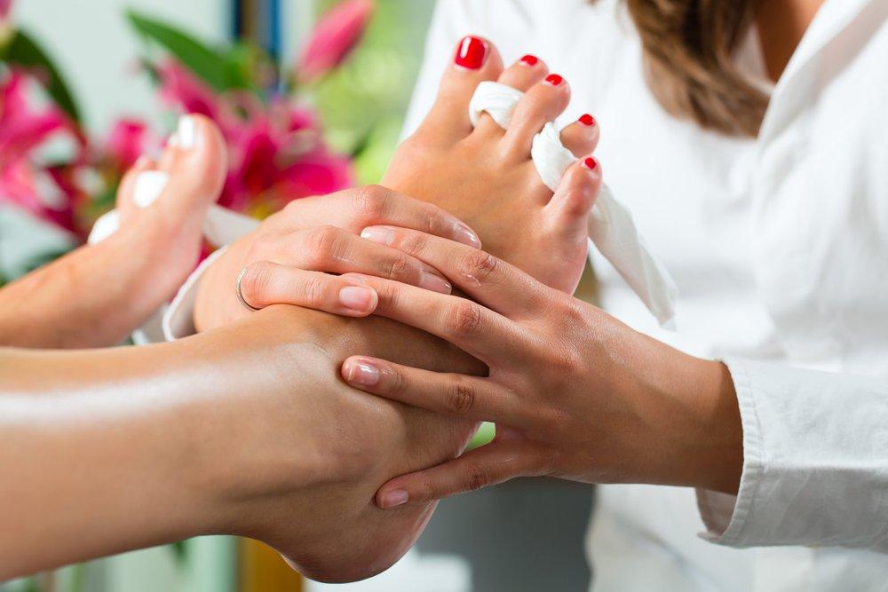 СПА: релакс-педикюр для красоты и здоровья женских ног