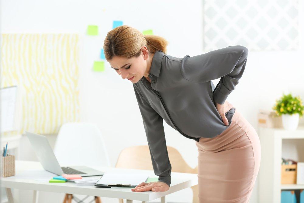 Рабочая поза, длительное сидение: проблемы осанки