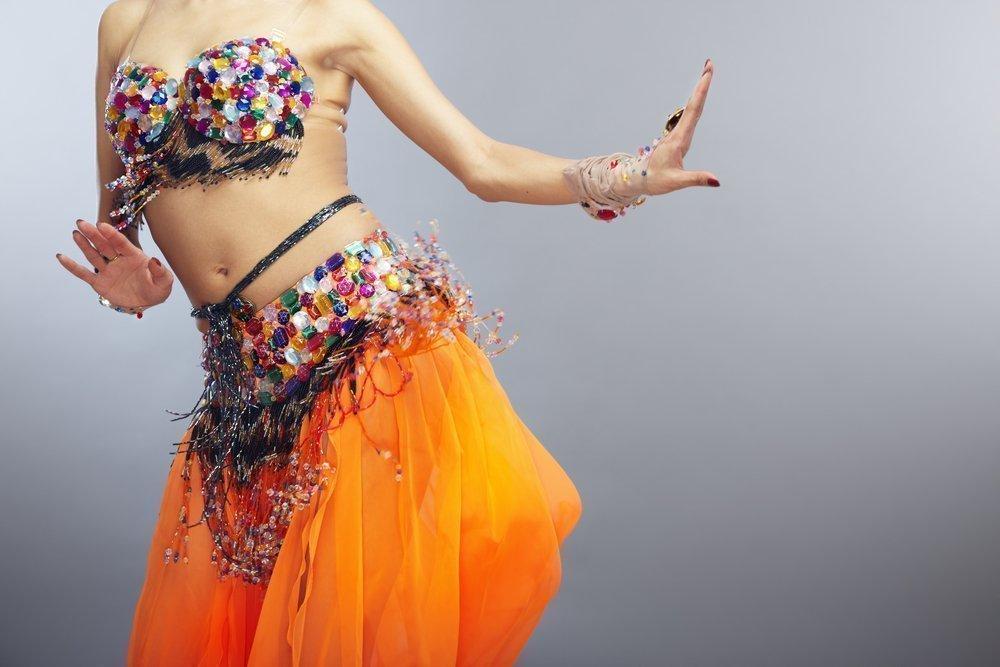 Похудение танец живота