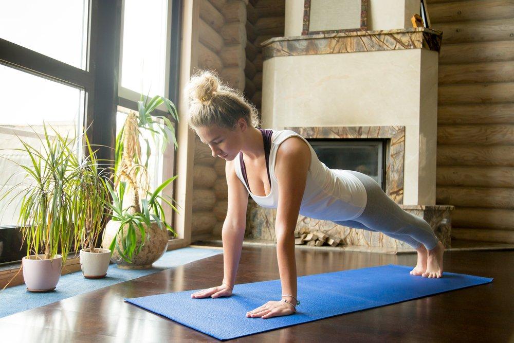 Действенные упражнения по методике Д. Пилатеса