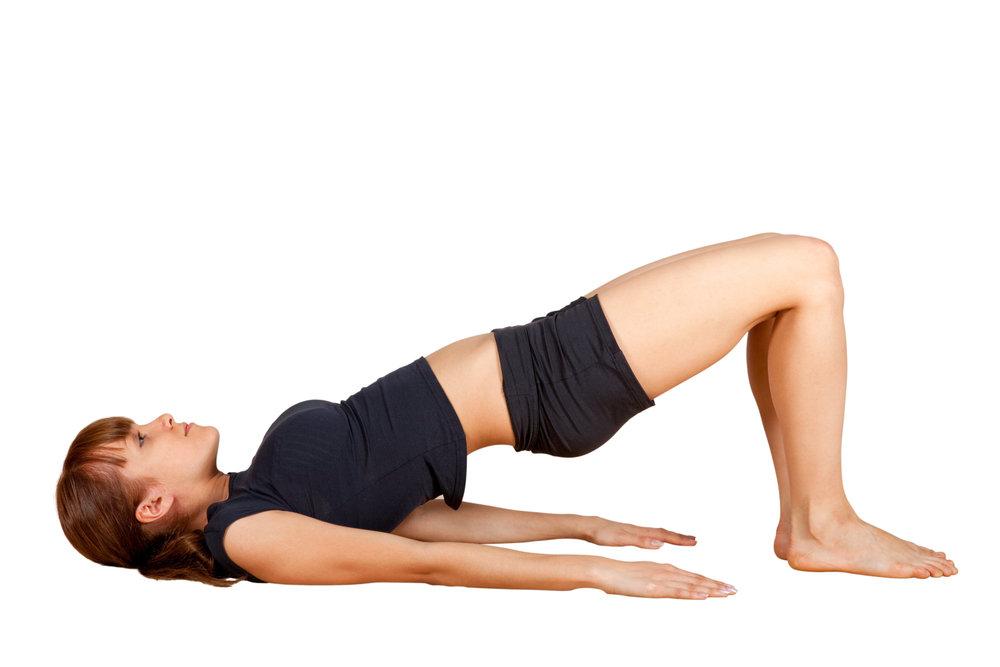 Примеры упражнений для укрепления мышечного корсета