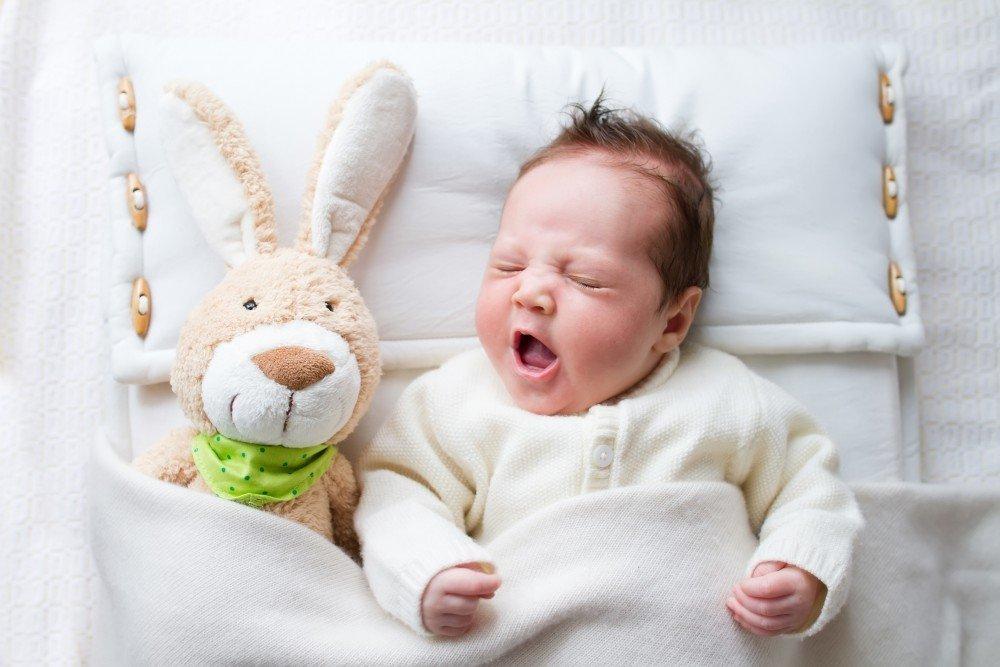 Малыш и его игрушки от рождения до 3-х месяцев