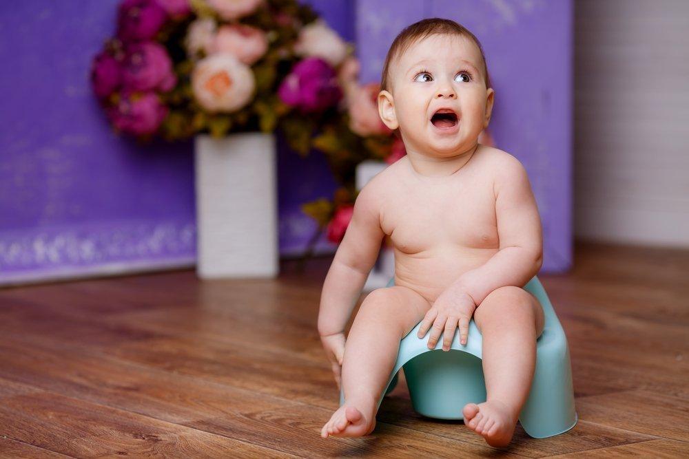 Базовые привычки детей раннего возраста: учим ходить на горшок