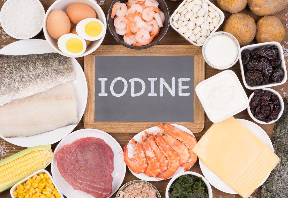 Лечение йододефицита: питание и медикаменты