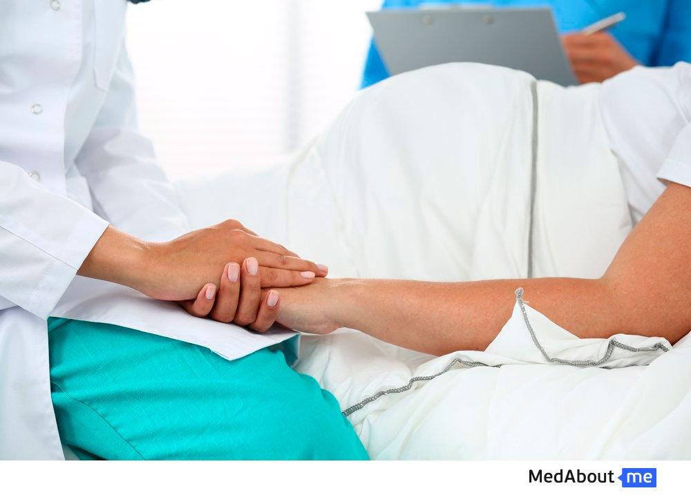 Осложнения поздней беременности