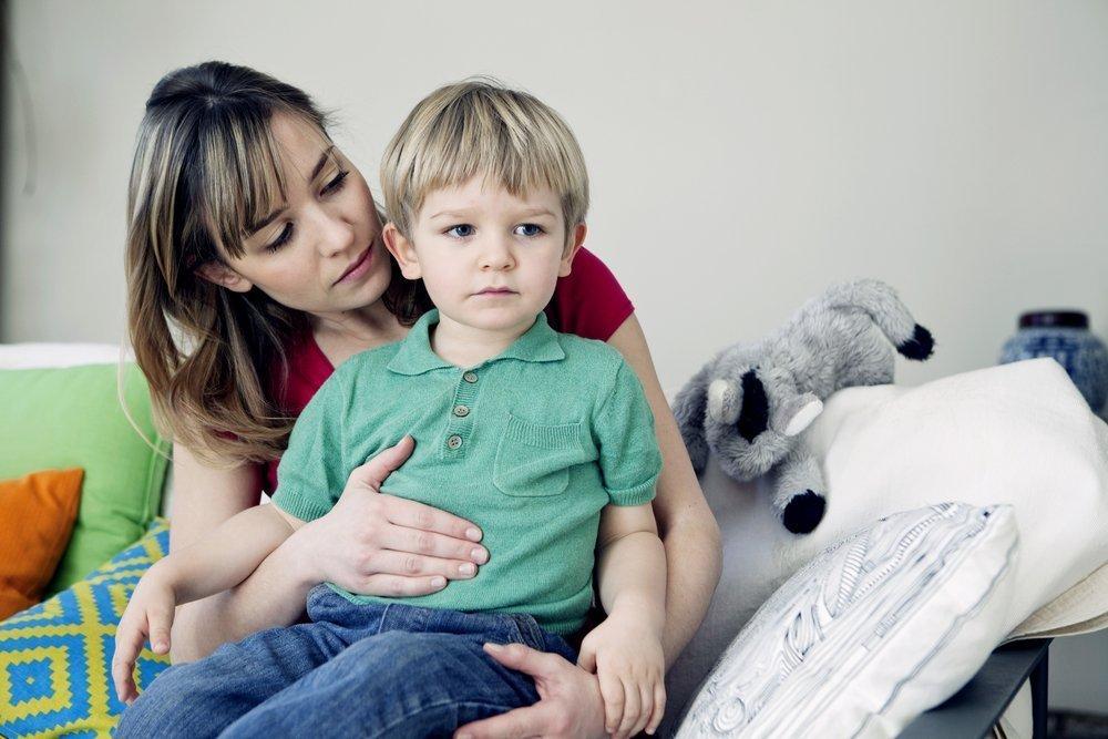 Особенности боли в животе при инвагинации кишечника