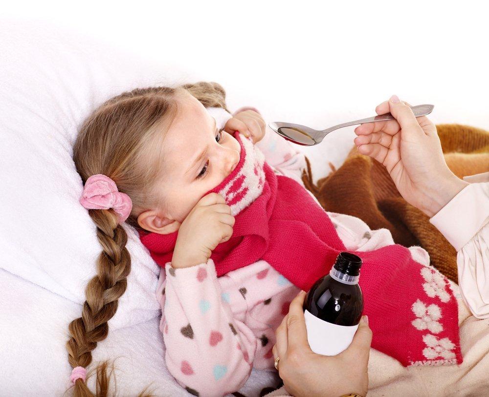 Развитие тонзиллита при простуде