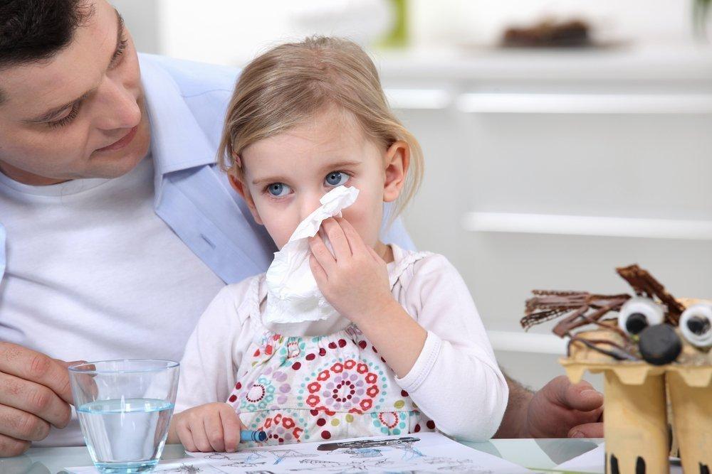 Особенности лечения аденовирусной инфекции у детей