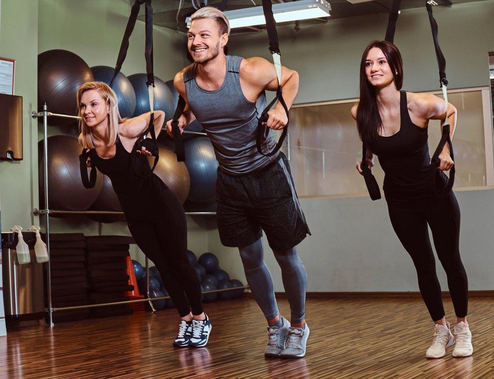 Синхронизация в групповых занятиях фитнесом