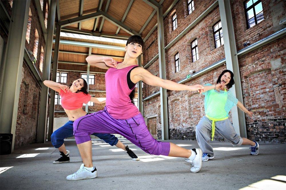 Польза танцевальной физической нагрузки
