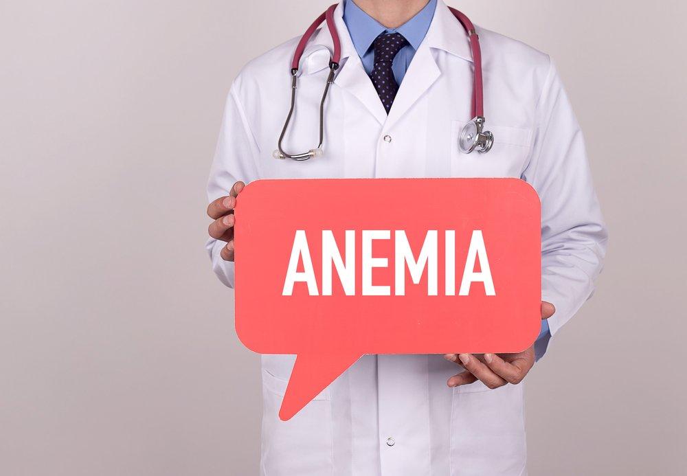 Знакомьтесь — анемия