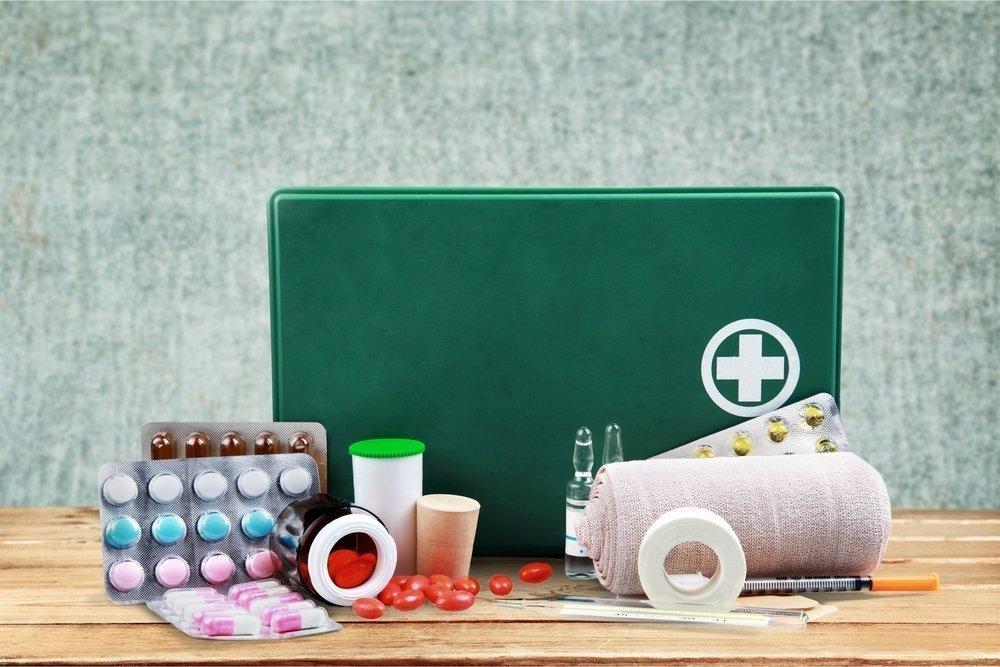 Дачная аптечка и ее задачи