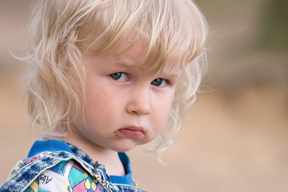 Ребенок-меланхолик