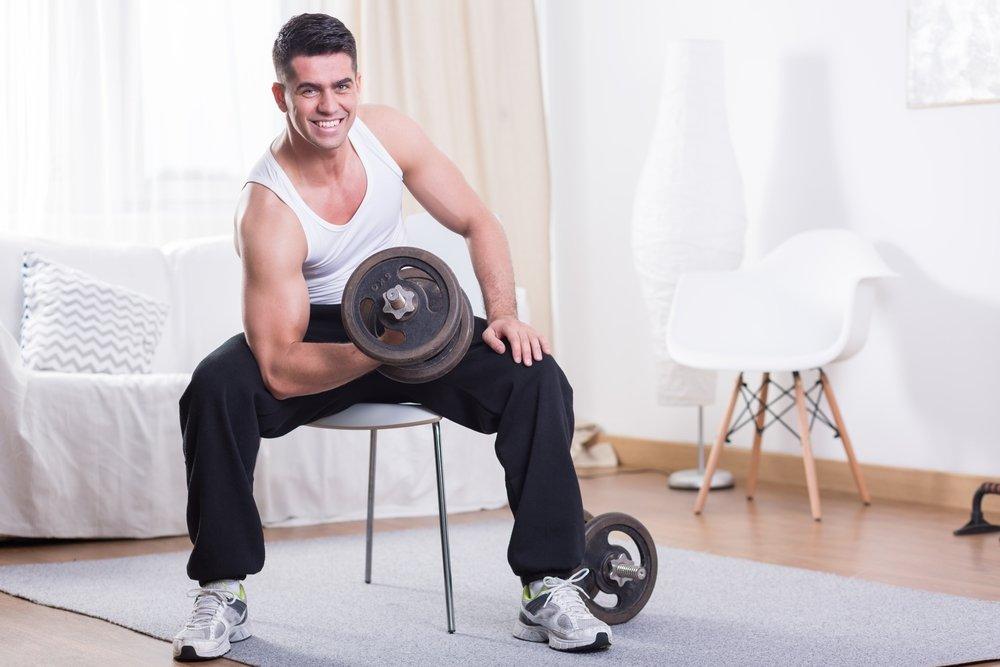 Правила самостоятельных силовых фитнес-тренировок